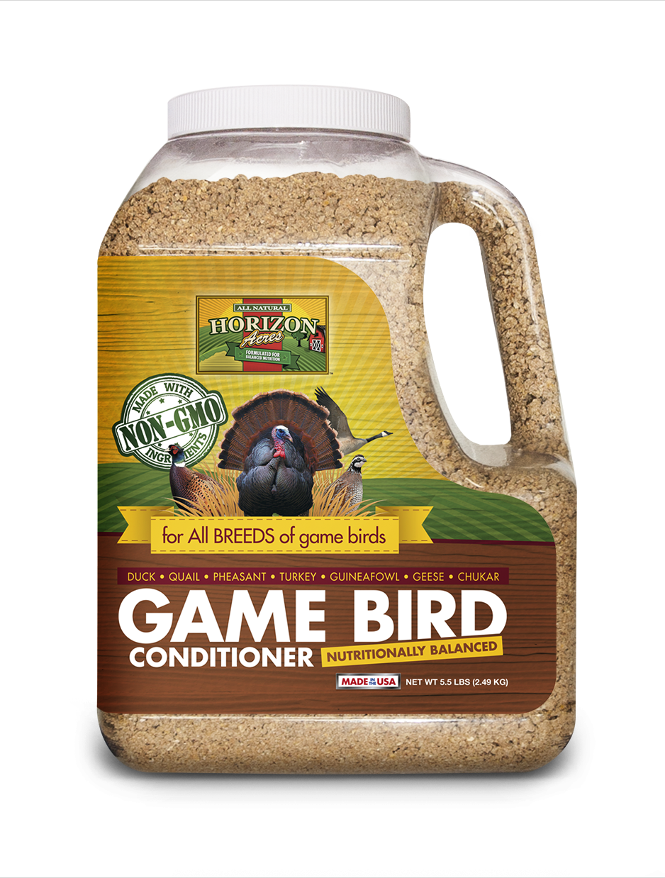 Non-GMO Game Bird Conditioner