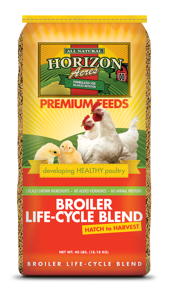 Broiler Lifecycle Blend