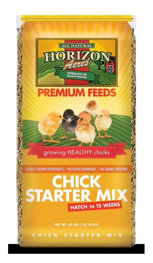 Chick Starter Mix