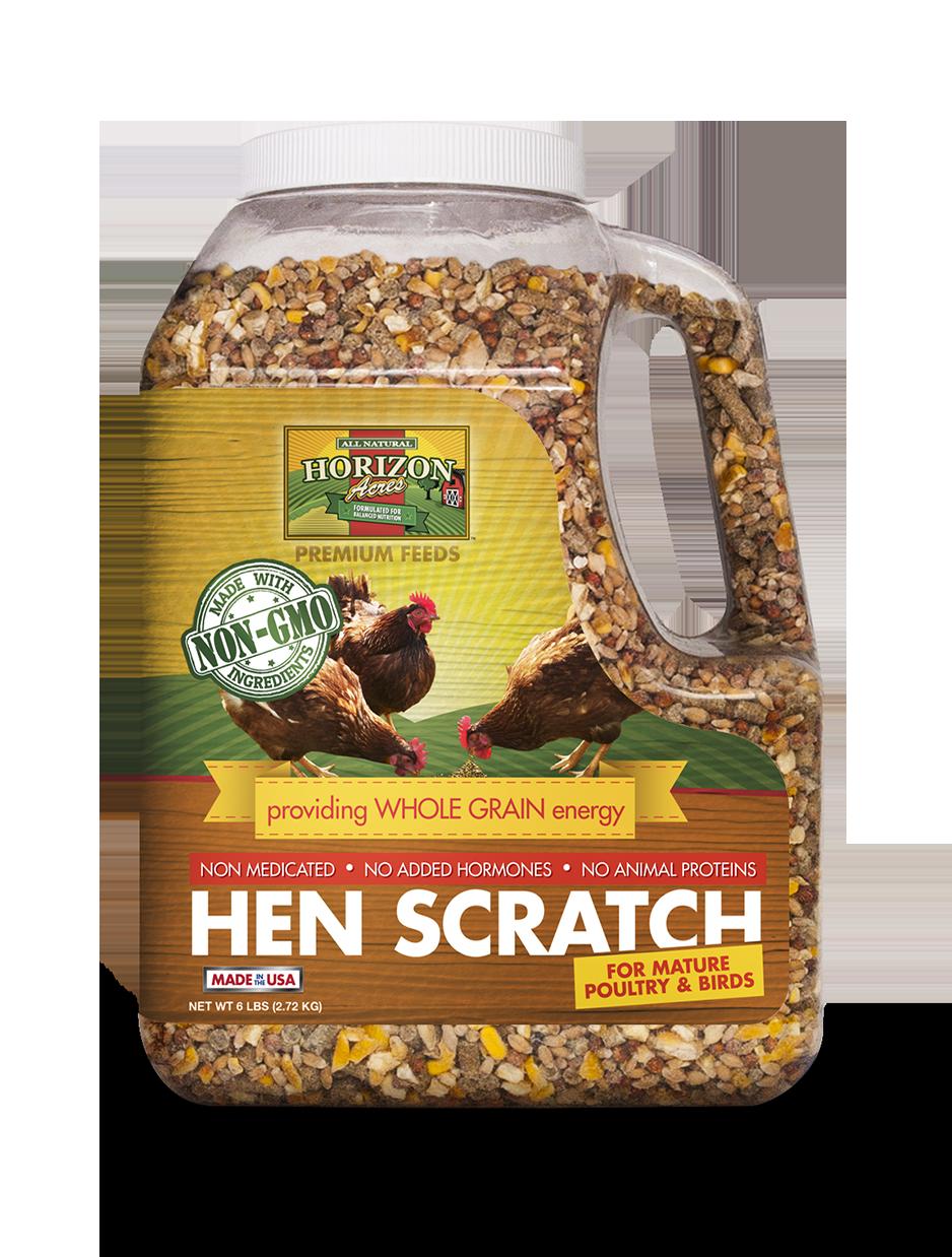 Non-GMO Hen Scratch