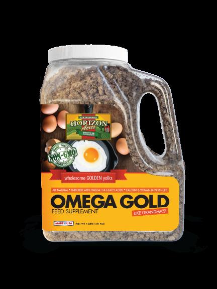 Non-GMO Omega Gold