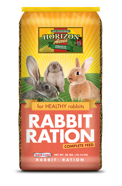 Rabbit Ration Complete Feed 40 lb