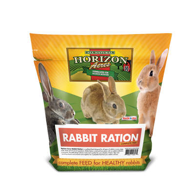 Rabbit Ration Complete Feed 5 lb