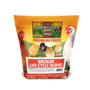 Horizon Acres 6 lb Broiler Bag