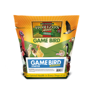 Horizon Acres 7 lb gamebird starter Bag